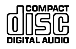 Industry logo - CD - Compact Disc Digital Audio