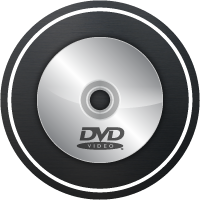 Icon of a duplicated DVD