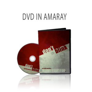 DVD in amaray